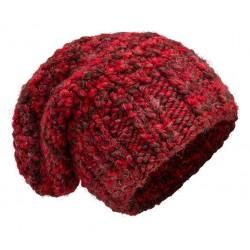 Bardzo gruba czapka...