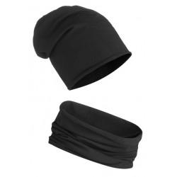 Komplet NEGRO - czapka i...