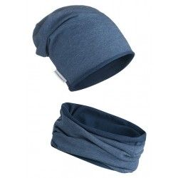 Komplet MARINO - czapka i...